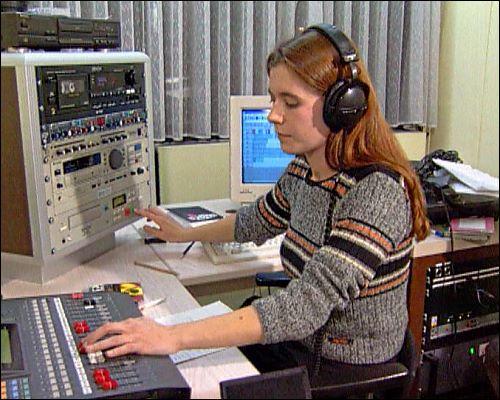 Miriam: 'Radiomachen ist für mich deshalb so interessant, weil es so unheimlich vielseitig ist'