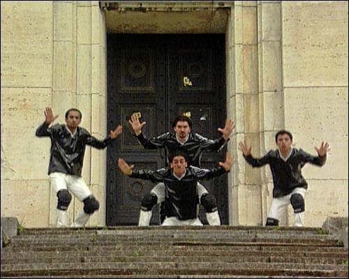 Tanz auf dem ehem. Reichsparteitagsgelände