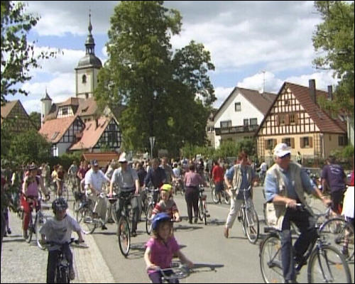 Das Talauenprojekt bringt neue Radwege
