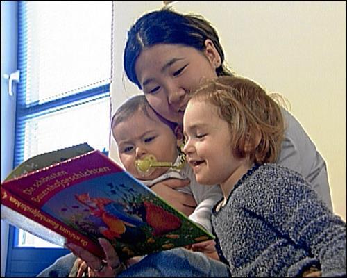 Zu den Aufgaben der meisten Au-pairs gehören leichte Haushaltstätigkeiten und die Betreuung der Kinder