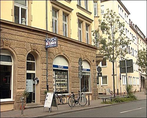 Das Babylon-Kino in der Nürnberger Straße