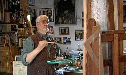 Paul Reutter - immer malen und schauen