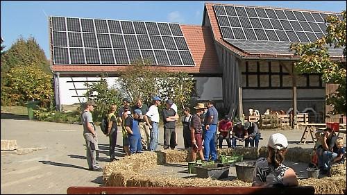 Präparatetag auf dem Hausenhof - ein Baustein im biologisch-dynamischen Anbau