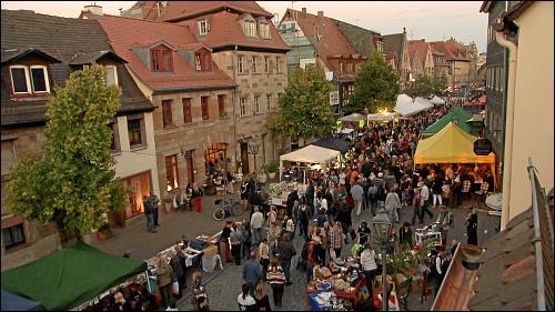 Der Grafflmarkt ist das erste und traditionsreichste Fest in der Gustavstraße