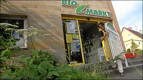 Inzwischen haben die Kahles auch ihren letzten Biomarkt geschlossen