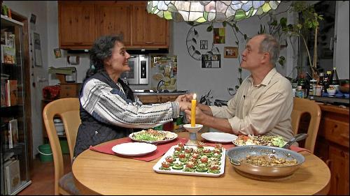 Nach vielen Jahren als Vegetarier ernähren sich Wolfram und Christina Kahle inzwischen fast ausschließlich vegan
