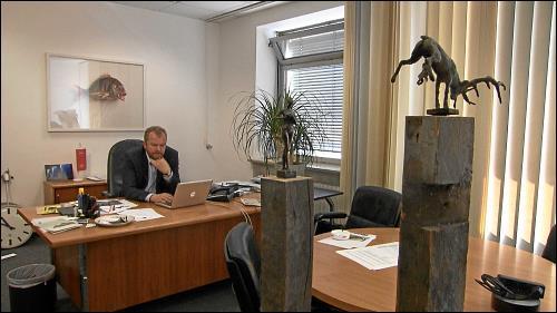 Seit 2007 ist Bertram Schultze als Projektentwickler »Auf AEG« tätig.