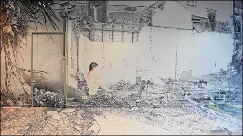 Teilansicht von »metabriss« (c) Ursula Kreutz
