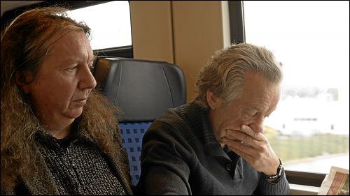 In seinem Buch »Ein Satz an Herrn Müller« verarbeitet Reisebegleiter Elmar Tannert die gemeinsamen Erlebnisse mit Fredder, alias Alfred Wahnschaffe