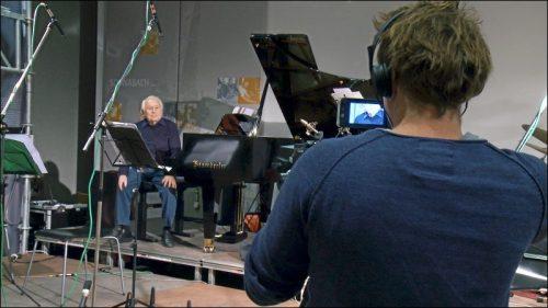 Der Komponist Werner Heider suchte seit den 50er Jahren immer wieder den Dialog zwischen zeitgenössischer, neuer Musik und dem Jazz