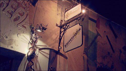 Seit 26 Jahren hat die Kofferfabrik normalerweise täglich, außer am 1. Januar, geöffnet.