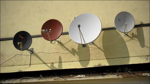 Alles neu macht der Juli: Über Satellit wird unser Programm nunmehr sonntags um 21:45 Uhr ausgestrahlt!